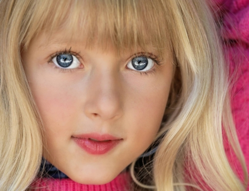 How often should you update your kid's headshot and/or portfolio?